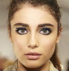 Fashion Week How-To: 60's Rock n' Roll Makeup at the L.A.M.B. Show