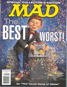 Mad Magazine The Best of the Worst (Special Collector`s « Library User Group