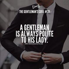 The Gentleman's Code #39