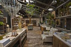 Terrain, the garden and home store, has had one brick and mortar presence, in Glenn Mills, Pennsylvania, since 2009. Now, the brand has added a second location in Westport, Connecticut