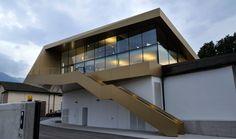 'Hans Klotz GmbH' auf monovolume:architektur+design in Bozen, Italien