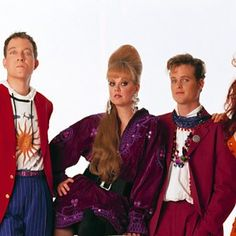 The B‐52s - Give Me Back My Man