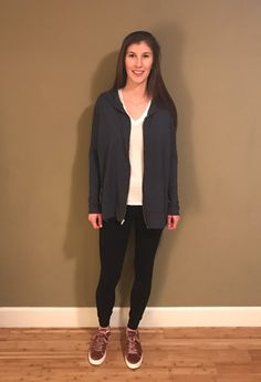 Tunic Hoodie from Impressions Boutique, Steve Madden Sneakers