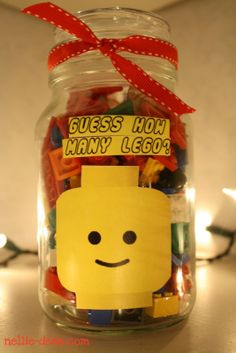 Guess jar