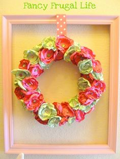 Easy to make flowers