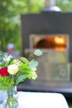Your Pie Pizza Catering Event in Covington, GA. Love, Mary Hester
