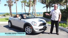 2014 MINI Cooper S Roadster Test Drive Review | Braman MINI