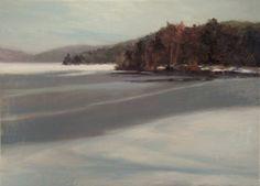 Frozen Lake by Marija McCarthy