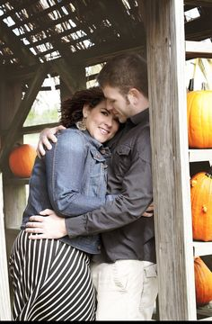 Fall engagement photos ❤️