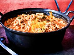 Mac-and-Cheese-Suppe Rezept | LECKER