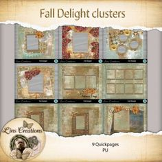 Fall delight quickpage pack Stripes Fashion, Pink Fashion, Teen World, Journal Cards, Fall Looks, Scary Halloween, Free Gifts, Packing, Frame