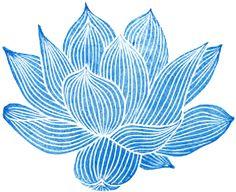 "transparent-flowers: "" Transparent lotus flower. For more transparent flowers click here! """