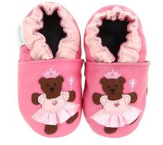 Robeez Disney Baby Girl Princess Mary Jane Shoes Cinderella 0-6 12-18 months NIB
