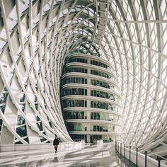 Phoenix International Media Center, Beijing Architect Architect BIAD UFo : @ericube23