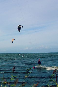 Poland 2016 Wolin kitesurfing 05 by eleocharis