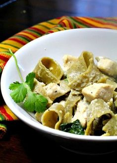 """Fettuccine Pasta with Chicken and Hatch Green Chile This excellent Fettuccine Pasta recipe combines Chicken and Hatch Green Chile mixed with a wonderful and slightly spicy cream sauce. Ingredients: Fettuccine Pasta 8 onces Hatch Green Chile 1/8 pound unsalted butter 1 cup half and half 1 cup spinach packed 1 tablespoon canola oil 1 boneless … Continue reading """"Fettuccine Pasta with Chicken and Hatch Green Chile"""""""