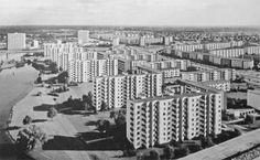 Siedlung Neue Vahr, Bremen um 1961