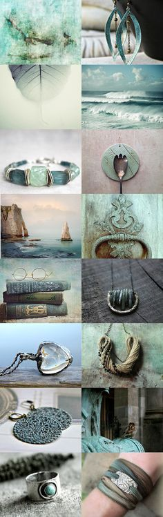 November finds by Tauriel on Etsy--Pinned with TreasuryPin.com #teal