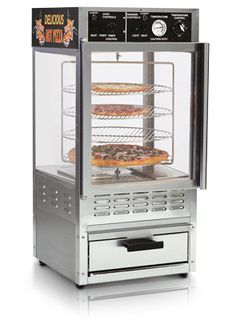 Pizza Oven with Display and Holding Cabinet Cooking Gadgets, Kitchen Gadgets, Chocolate Bar Maker, Mobile Food Cart, Food Truck For Sale, Commercial Kitchen Equipment, Home Theater Rooms, Cozy Room, Kitchen Sets