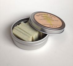 Rosemary Mint Travel Soap, Cold Process Handmade Soap to Go, Single Use Soap, All Natural Soap Sticks, Essential Oil Soap Tin on Etsy, £3.73