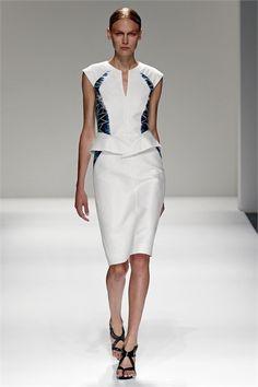 Sfilata Bibhu Mohapatra New York - Collezioni Primavera Estate 2013 - Vogue