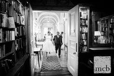 The University Women's Club wedding reception
