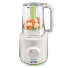 Philips Avent Scf870/21 Combined Baby Food Steamer And Blender   Philips AVENT Combined Steamer and Blender An easy-fill steamer means no messing about Yum! Read  more http://shopkids.ca/philips-avent-scf87021-combined-baby-food-steamer-and-blender/