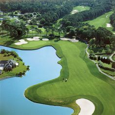 The River Club, Pawley's Island, SC. 13:30 Tee time tomorrow...looking forward to it!!!