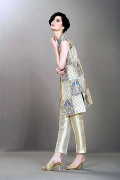 2015 Silk by Fawad Khan Dresses Collection 2015