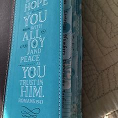 """Customer Review: """"LOVE THESE!!!! Victoria was amazing to work with.  She helped me with making sure my color matched my bible did another font for me and advised me where to put the extra 6 tabs included.  I encourage you all to order from her!"""" Etsy shop link in my bio. http://ift.tt/1KSdRTI  #esvjournalingbible #journalingbiblecommunity #journalingfaith #journalingbiblesupplies #illustratedfaith #bibletabs #bibletab #bibletabsrock #biblejournaling #biblejournalingcommunity #biblejournal…"""