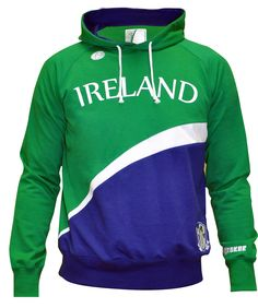 Cotton Ireland baseball jacket. | Croker Irish Sportwear & Apparel ...