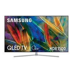 "#Smart #TV #Samsung #QE65Q7F #65"" Ultra HD #4K #QLED #Fernseher #Sale #HDR1500 #Trend #Filme Tv Samsung 4k, Smart Tv Samsung, Tv 32 Pouces, Wi Fi, Home Theater Tv, Curved Tvs, Ultra Hd 4k, Usb, Tech Gadgets"