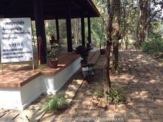 Some of the restroom facilities in Angkor Wat are very nice. Cambodia. www.antonswanepoelbooks.com