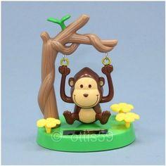 Wholesale Cartoon Animals Series Solar Powered Dancing Toy #845197606