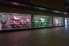 Store windows looking fabulous #VM #design