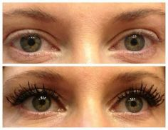 Enhances your lashes by made from green tea fibers! NO GLUE! NO FALSIES! Order from me today! 3d Fiber Mascara, 3d Fiber Lashes, Lash Enhancers, Thick Lashes, Falsies, Before And After Pictures, Younique, Eye Makeup, How To Remove