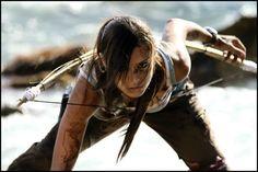 LARA CROFT action adventure tomb raider platform fantasy girl girls warrior cosplay