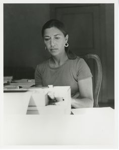 Summer of 1977 - Ruth Bader Ginsburg - Scholar in Residence at the Rockefeller Foundation Bellagio Italy - Perfect style