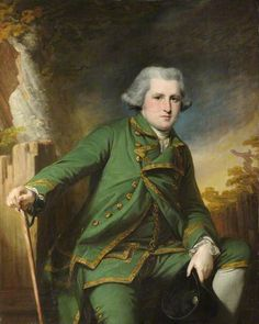 Sir William Jones (formerly Langham) (d.1791) by Francis Cotes, 1769.