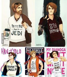 Douchebag Star Wars Characters