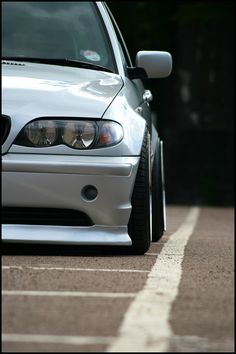 Photograph Stanced BMW E46 by James Birch on 500px