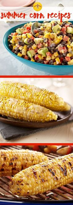 Everybody's favorite summer vegetable is as versatile as it is tasty. Corn can be the star of the meal or shine as a flavor sidekick in salads and salsas.