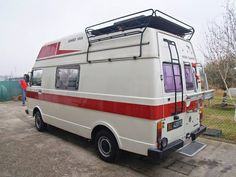 LT28 Nord Camper Van