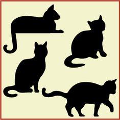 Cat Stencil                                                                                                                                                                                 More
