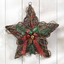 Christmas Country Star Deco