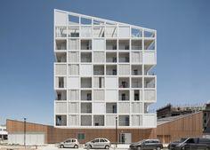 Imagen 32 de 50 de la galería de 30 Viviendas Sociales en Nantes / Antonini + Darmon Architectes. Fotografía de Alexandre Wasilewski