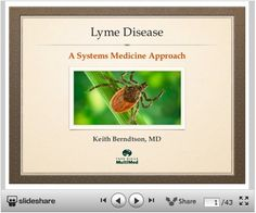 LOOKING AT LYME DISEASE - MSIDS Mis diagnosed as Fibromyalgia, ME/CFS, Musculoskeletal Disease,Poly Myalgia Rheumatica - significantly improved when treated for Lyme Disease. Perhaps more aptly described as Multi-Systemic Infectious Disease Syndrome - MSIDS.
