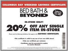 40 off bed bath and beyond coupon. bed bath and beyond coupon online 40 off