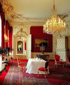 Great Salon of Empress Elisabeth , Hofburg Imperial Palace , Vienna , Austria Kaiser Franz Josef, Franz Josef I, Impératrice Sissi, Interior Styling, Interior Decorating, Empress Sissi, Lustre Design, Imperial Palace, Royal Palace