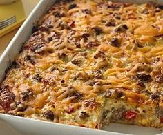 There will inevitably be a weeknight (if there hasn't already been many) when you have no clue what to make for dinner. On those nights, try this amazingly cheesy mac and cheese lasagna. With a few simple ingredients and only 20 minutes of baking time, you...